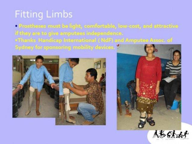 handicap international nepal