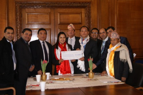 The Fundraising event held by Gulmi Jilla Samaj UK event has raised a total of £11,124.68 for the Hope Centre in Gulmi.